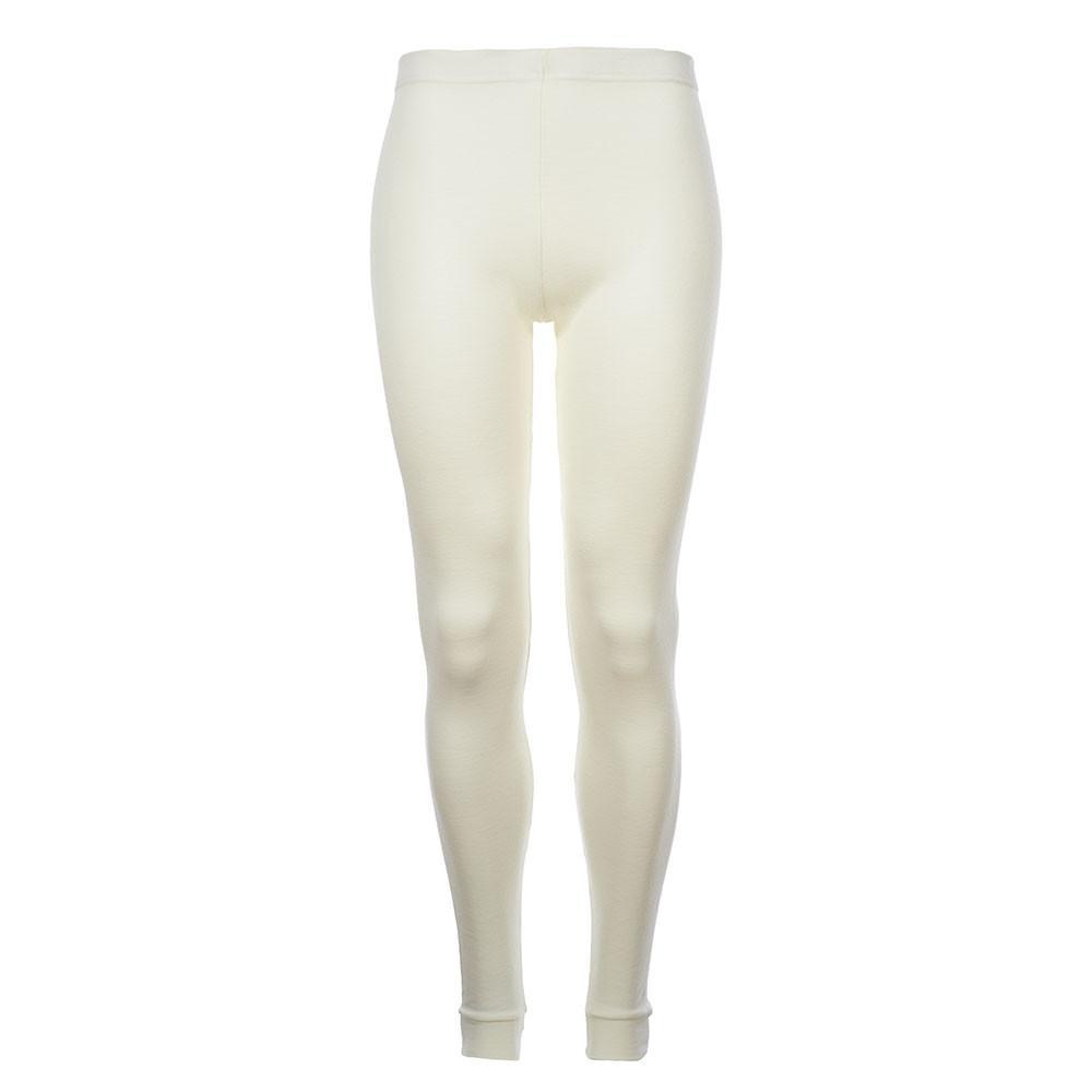 Merino Skins - Classic Long Johns - Wool Interlock - Natural